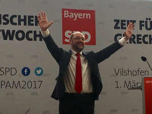 Martin Schulz Vilshofen