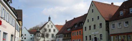 Gräfenberger Marktplatz