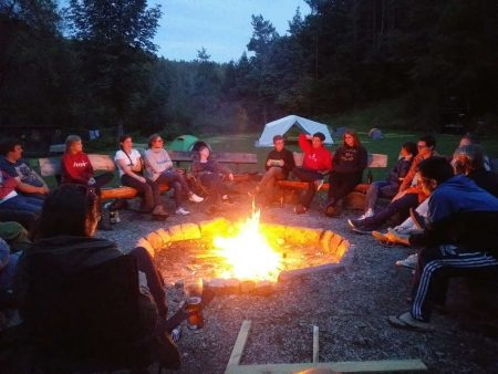 Juso Sommercamp in Pottenstein 2019