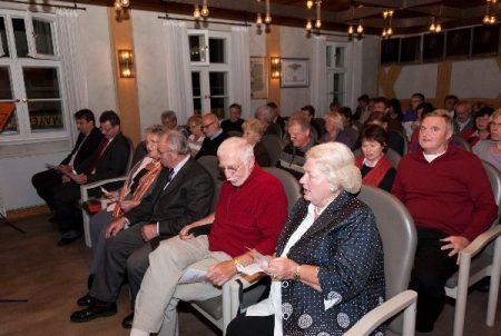 50 Jahr Feier Publikum