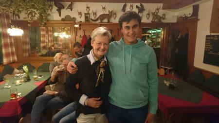 Martin Leipert und Regine Bleckmann