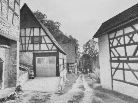 Scheunenviertel Gräfenberg
