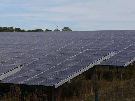Solarpark Walkersbrunn
