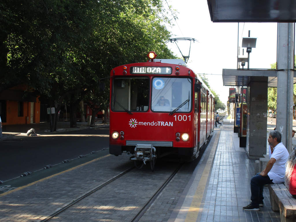 Metrotrain Mendoza