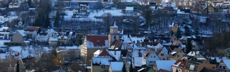 Gräfenberg im Winter