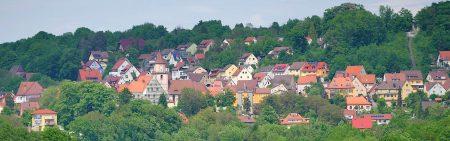 Gräfenberg von Mitteldorf aus