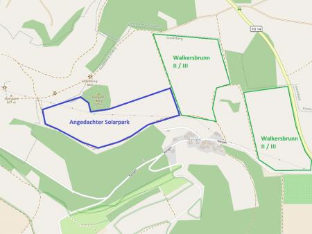 Solarpark Walkersbrunn IV