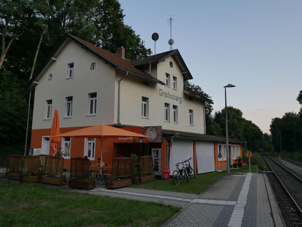 Bahnhof Gräfenberg
